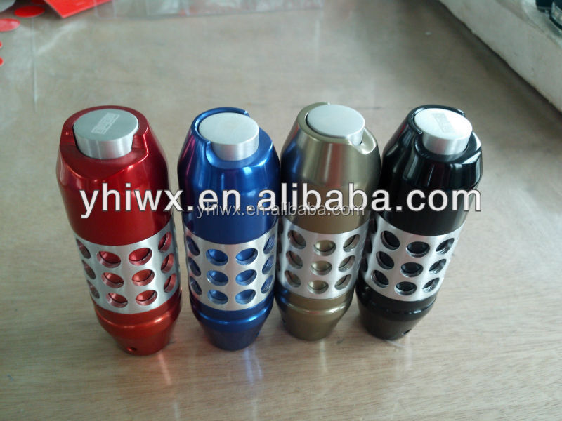 High grade aluminum shifter gear knob