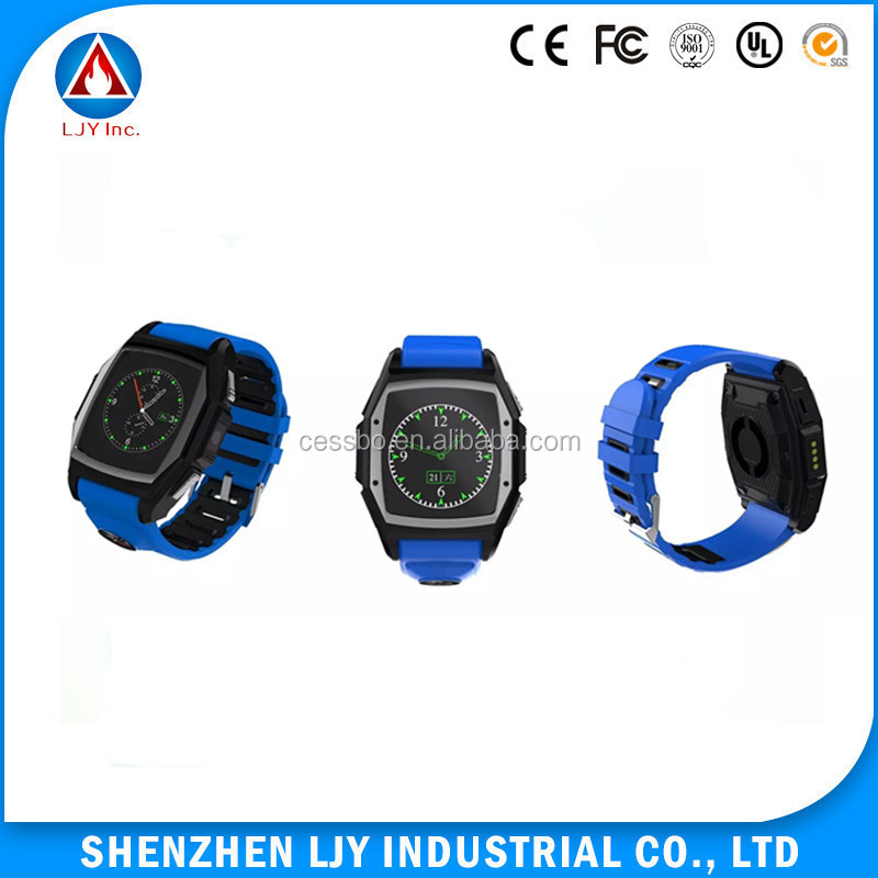 3G Android Smart Watch Phone,android 4.0 wrist 3G wifi GPS 3G smart hand watch mobile