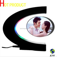 magnetic levitation floating love photo frame,promotional gift picuture photo frame