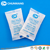 Medical electronic device moisture absorbent usage silica gel desiccant packet
