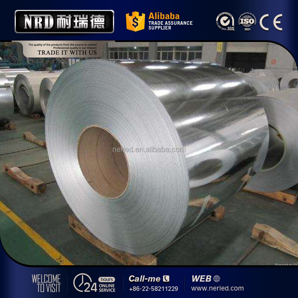 crca full hard cold rolled galvanized steel strip price