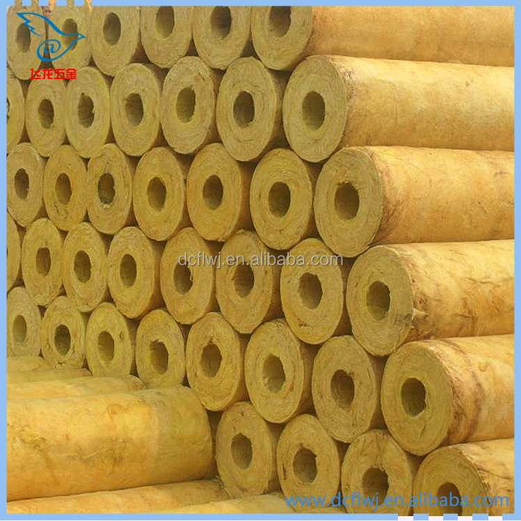 Isolated Pe Foam High Quality Glass Wool Pipe Insulation