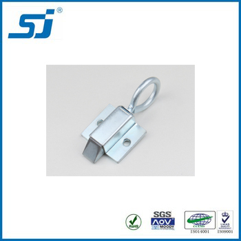 China top brand shengjiu manufactured electrical box lock hasp