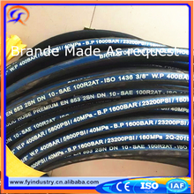 2017 China lowest price Sae 100r2at/2sn Parker Hydraulic Hoses