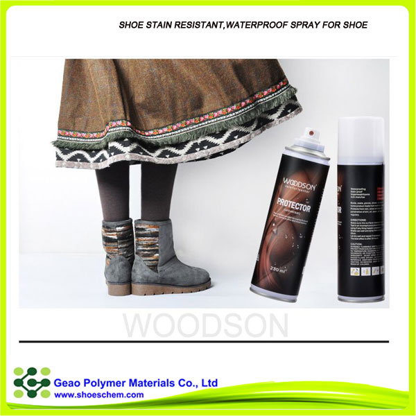 woodson waterproof spray for shoe,shoe stain resistant
