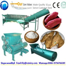 1T/H cassava starch processing machine cassava starch processing plant
