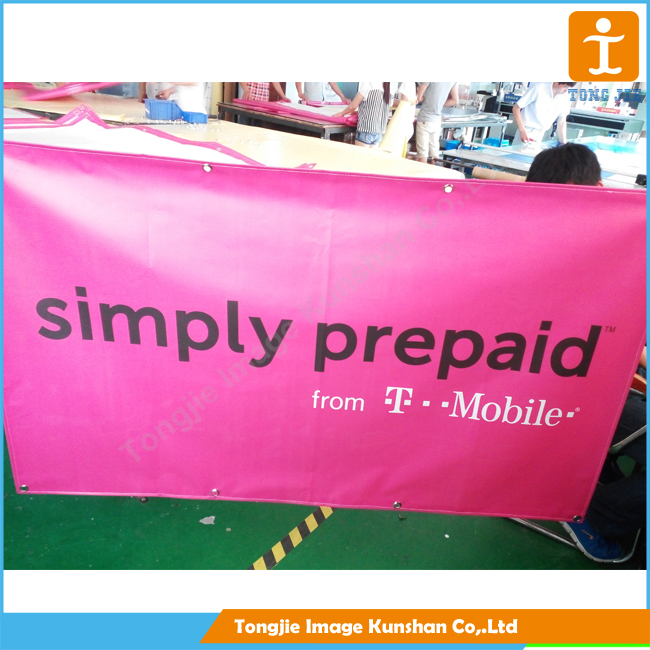 Digital printing tarp vinyl banner made in China