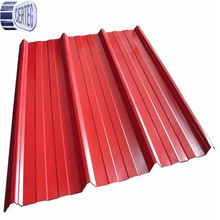 Hot Sale Aluminium Zinc 18 Gauge Roofing Sheet Colour Coated Corrugated Galvanized Roofing Sheet