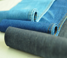 High quality 5oz 100% cotton warp slub shirting denim fabric wholesale