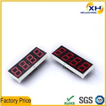 "Wholesale Red 4 Digit Led Digital Display 0.56"" digital alarm clock"