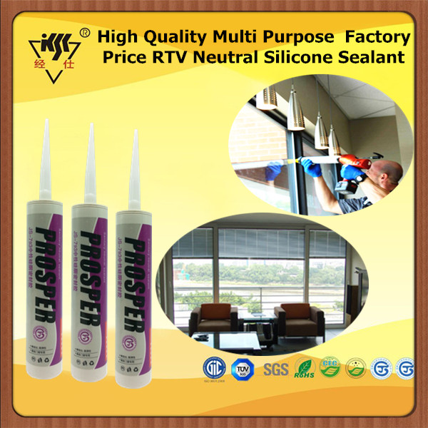High Quality Multi Purpose Factory Price RTV Neutral Silicone Sealant