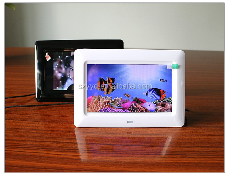 Digital Photo Frame 7 inch Android version with remote control