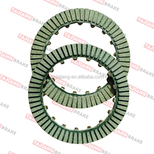 Copper base Semi-metal motorcycle clutch disc bajaj the best quality in the world.