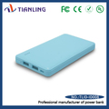 cell phone usb portable charger power bank blue