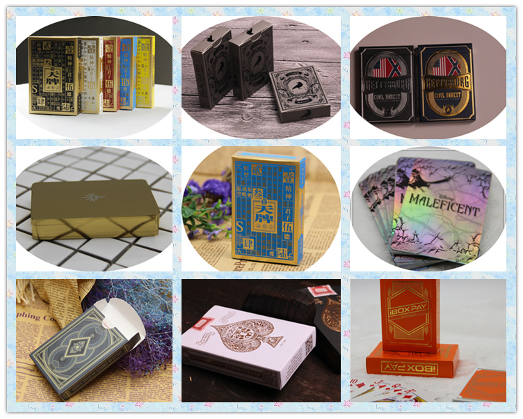 WJPC - Magic And Cardistry Playing Cards For Collection With Good Price, Quality Guaranteed