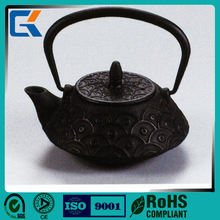 Wholesale Japanese and chinese antique metal enamel cast iron teapot