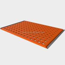 Polyurethane Screen Panels For Mining Industry
