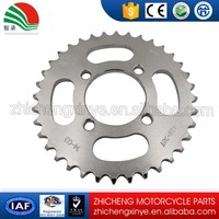 motorcycle large sprocket