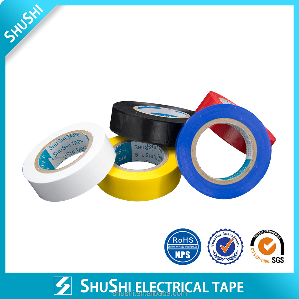 Producer Insulating Adhesive PVC tape Rubber Base