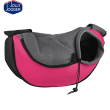 Pet Carrier Carrying Cat Dog Puppy Small Animal Sling Front Carrier Mesh Comfort Travel Tote Shoulder Bag Pet Backpack