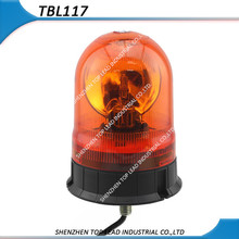 Amber Halogen Rotating Beacon Light TBL-117