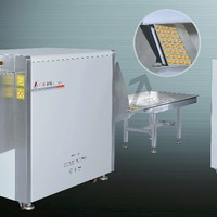 X Ray Machine Baggage Scanner In