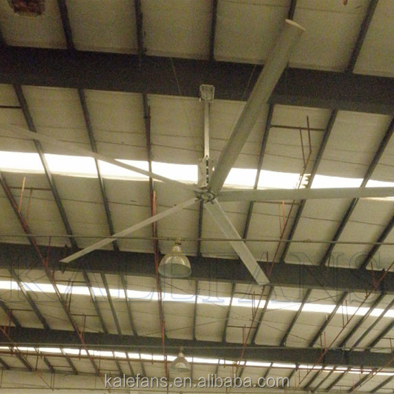 7.3M Low Power Large Air Cooling Electric Industrial Ceiling Fan D6BAA73