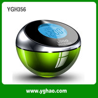 YGH356 led color changing lights clock
