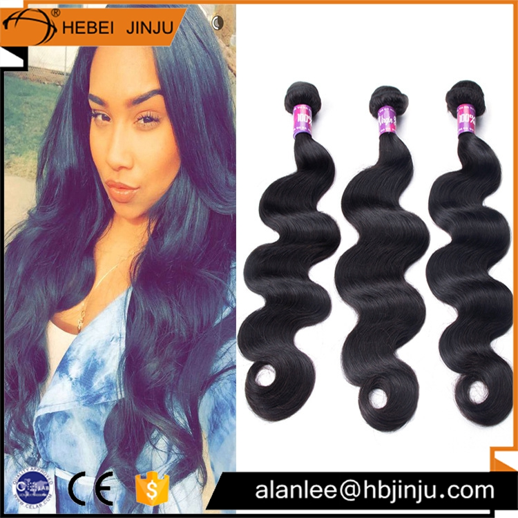 Top quality lowest price body wave hair noble braiding brazillian hair
