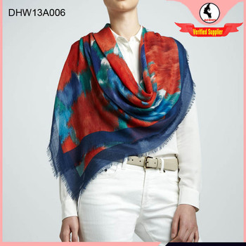 High quality hot selling unique scarf shawl