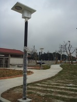 all in one solar street light solar power street light LED street light