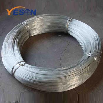Solder re-drawing price per kg galvanized iron wire