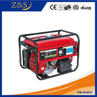 Free Energy Honda Silent Gasoline Power Electric Portable Generator