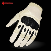 Non-slip classic touch screen motorcycle glove,motorbike glove
