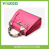 PU Leather Handbag manufacturers china beach Newest pictures lady fashion handbag