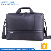 Wholesale korean leather laptop bag