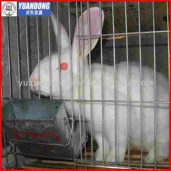 welded wire mesh cage for rabbits