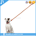 Pet Walking Training Leads For Small Medium Dogs leather dog leash