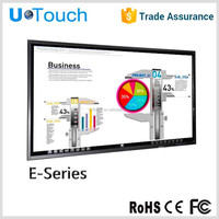 Shenzhen LED Interactive Touch Screen Smart Board TV & All In One Touchscreen PC White