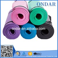 Hot selling custom design yoga mat tpe in Top quality