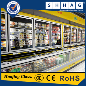 Multi-deck/Combination Cabinet commercial cooler and freezer glass door for supermarket equipment