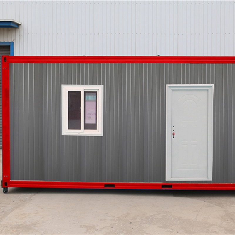 Modern luxury comfortable prefab sunny beach house container shipping for sale