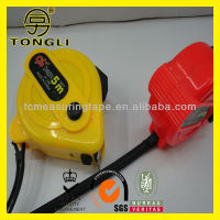 our registered brand measuring tape with nylon foot feet