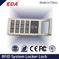 Pin Code Door Locks Digital Combination Cabinet Lock Mobile Phone Cabinet Lock