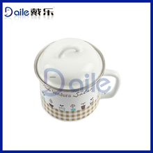 Enamelware Mug raw material for disposable plastic cup