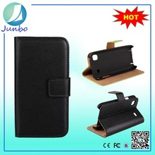 With Card Holder Stand Flip Wallet PU Leather Phone Case for Samsung Galaxy Core I8260 I8262