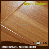 2016 Latest designs for 15mm HDF laminate flooring
