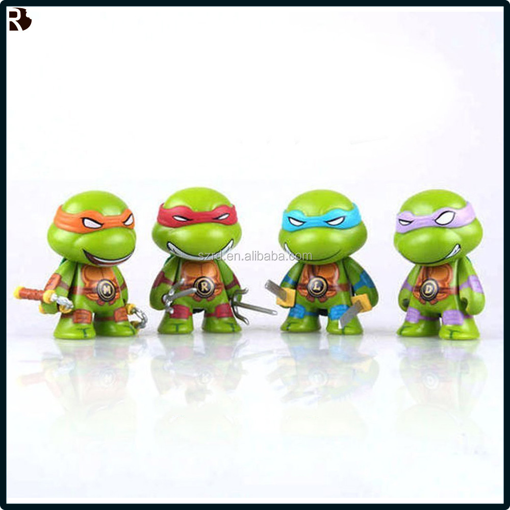 Articulated china supplier cartoon mini action figure