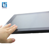 "15"" CE marked multi touch lcd monitor with true flat capacitive touch panel"