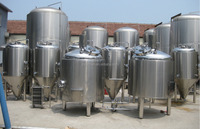High Quality Beer Brewery Equipment/Microbrewery Equipment for Sale